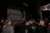 Мумий Тролль, зрители за сценой (Нажмите для увеличения)