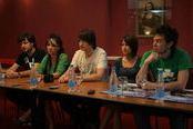 Пресс-конференция группы Город 312 (нажмите для увеличения)