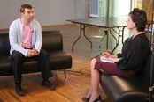 Евгений Гришковец, интервью для ОТВ-Прим (нажмите для увеличения)