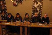 Lumen, пресс-конференция (нажмите для увеличения)
