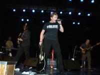 Ночные Снайперы на сцене FESCO-Hall