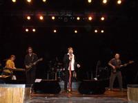 Ночные Снайперы на сцене FESCO Hall