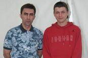 Вячеслав Бутусов и Алексей Юзленко (Znaki) (нажмите для увеличения)